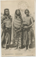 Colom Bechar 39 Femmes Du Ksar Avec Grosses Nattes Edit Geiser Cachet Agouray Maroc - Bechar (Colomb Béchar)