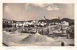 Thème PORT - HARBOR / Ibiza - Vista Del Puerto De San Antonio Abad - Cartes Postales