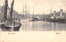 Thème PORT - HARBOR / Dover - The Harbour - Cartes Postales