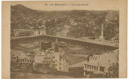 31 La Mecque Vue Generale Mecca Edition S. Hakim Edit Cedres Du Liban Michel Corm Beyrouth - Saudi Arabia