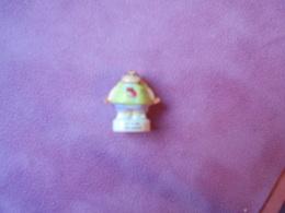 COLLECTION FEVES - TABLEAU N° 403 - FEVE 1999 - LES ZINZINS DE L'ESPACE - PINK'S FAN - Characters