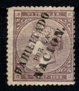 Cuba Española Nº 22A. Año 1868 - Cuba (1874-1898)