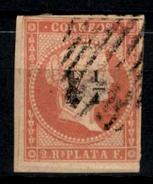 Cuba Española  Nº 10. Año 1860 - Cuba (1874-1898)