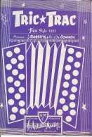 Tric-Trac - Fox Style 1925 - J Roberts Et Ritz De Coninck - Ed AMC - TBE - Partitions Musicales Anciennes