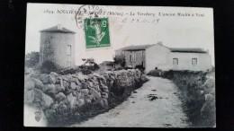 CPA D69 Soucieu En Jarret Le Verchery - France