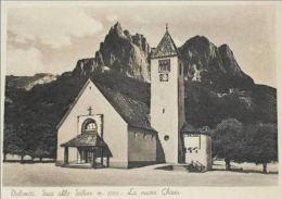 BOLZANO - Siusi Allo Sciliar - La Nuova Chiesa - Bolzano