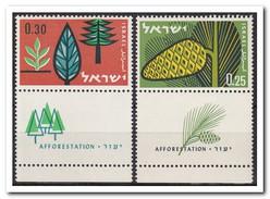 Israël 1961, Postfris MNH, Trees - Israël