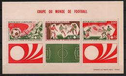 Gabon - Bloc Feuillet N°Yv. 23 - Neuf Luxe ** - MNH - Postfrisch - Cote 4,5 EUR - Coppa Del Mondo