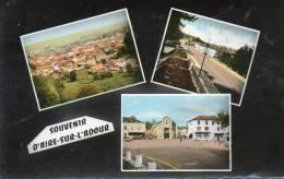 CPSM - AIRE-sur-l'ADOUR (40) - Carte Multi-vues En 1964 - Aire