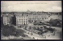 GRANVILLE 50 - Place D'Orléans - Cavalcade Du Cirque Pinder - Granville
