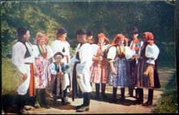 SLOVAQUIE OBRAZKY ZE SLOVACKA COSTUMES SLAVES - Slovaquie