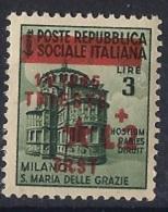 1945  Yugoslavian Occupation Of Trieste MNH** - Yugoslavian Occ.: Trieste