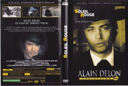Dvd Zone 2 Soleil Rouge Alain Delon Collection Studio Canal - Western/ Cowboy