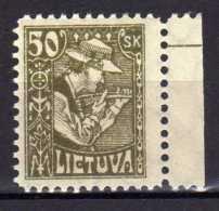 Litauen / Lietuva Mi 92 C * [131116IV] - Lituania