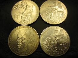 100 Francs, Quatre Piéces - France