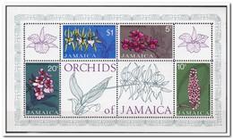 Jamaica 1973, Postfris MNH, Flowers, Orchids - Jamaica (1962-...)