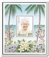 Jamaica 1995, Postfris MNH, Flowers, Trees, Queen - Jamaica (1962-...)