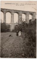 Lantenay : Viaduc De La Combe De Fin (Editeur Aubert) - France