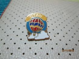 UTAH Pin - Celebrities