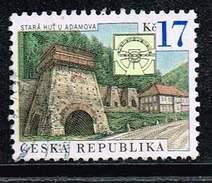 Tschechische Republik 2004, Michel# 388 O     Technical Monuments: The Iron Furnace At Stara Huť Nearby Adamov - Czech Republic