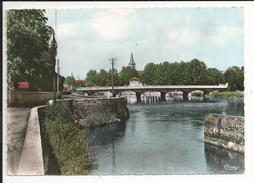 25 - AUDINCOURT - Le Pont Sur Le Doubs Et Le Temple - Francia