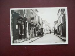 Carte Postale Ancienne De Paimboeuf: La Grande Rue- Tabac, Ouest-Eclair - Paimboeuf
