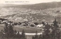 Giron Et Plateau D'Echallon - France