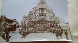 Photographie Ancienne PARIS Manège - Old (before 1900)