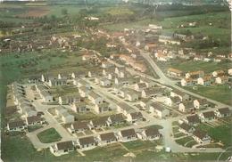Vue Generale Aerienne De Peltre(crte Legerement Sale) - Autres Communes