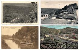 Belgique Province Du Luxembourg Lot De 7 Cartes - België