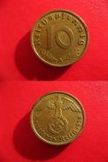 Allemagne Nazie - 10 Reichspfennig 1938 A Berlin 4372