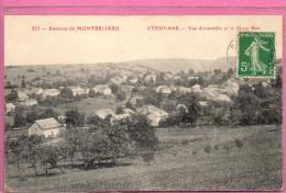 Etouvans - Vue D´Ensemble Et Le Mont Bart - Autres Communes