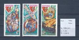 USSR 1980 - YT 4703/05 Postfris/neuf/MNH - 1923-1991 USSR