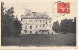 62- Wisernes Hallines Le Chateau - Francia