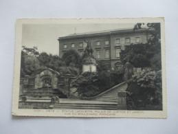METZ Moselle Statue Lafayette Palais De Justice Et Jardin Vus Du Boulevard Poincaré 10120 - Metz