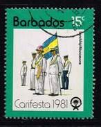 Barbados 1981, Michel#  O Arts Festival - Barbados (1966-...)