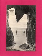 29 FINISTERE, MORGAT, La Grotte Des Oiseaux, Animée, 1912, (Villard) - Morgat