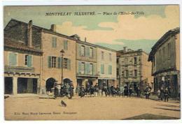 N   MONTPEZAT PLACE DE L HOTEL DE VILLE  ****   RARE      A   SAISIR  ***** - Montpezat De Quercy
