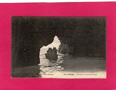 29 FINISTERE, MORGAT, Entrée De La Grotte De L'Autel, Animée, (Villard) - Morgat