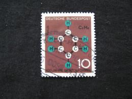 BRD  440  Bahnpoststempel  O - Gebraucht