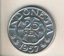 Indonesien V. 1957  25 Sen  (49097) - Indonesien