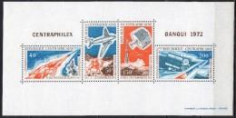 Centrafricaine - Bloc Feuillet - 1972 - Yvert N°  BF 7 ** - Centraphilex Bangui - Centrafricaine (République)