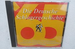 """CD """"Die Deutsche Schlagergeschichte 1965"""" Authentische Tondokumentation Erfolgreicher Dtsch. Titel Im Original 1959-1988 - Sonstige - Deutsche Musik"""