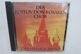 """CD """"Der Rostov Don Kosaken Chor"""" Der Heilige Abend (signiert) - Chants De Noel"""