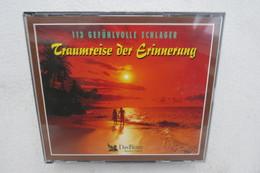 """3 CDs """"Traumreise Der Erinnerung"""" 113 Gefühlvolle Schlager - Música & Instrumentos"""