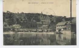 MORTEAU - L'Église Et Le Pont - France