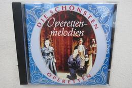 """CD """"Die Schönsten Operetten"""" Operettenmelodien - Oper & Operette"""