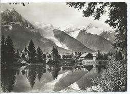 CHAMONIX-MONT BLANC - Lac Des Gaillands - Chamonix-Mont-Blanc