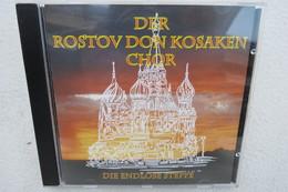"CD ""Der Rostov Don Kosaken Chor"" Die Endlose Steppe - Opera"