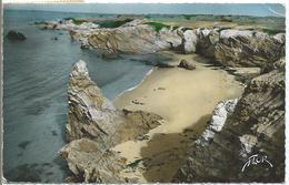 BRETIGNOLLES SUR MER - Rocher De Ste. Véronique Et La Côte - Bretignolles Sur Mer